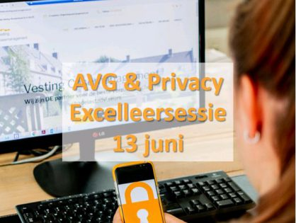 VCM & Immediator excelleersessie AVG & Privacy